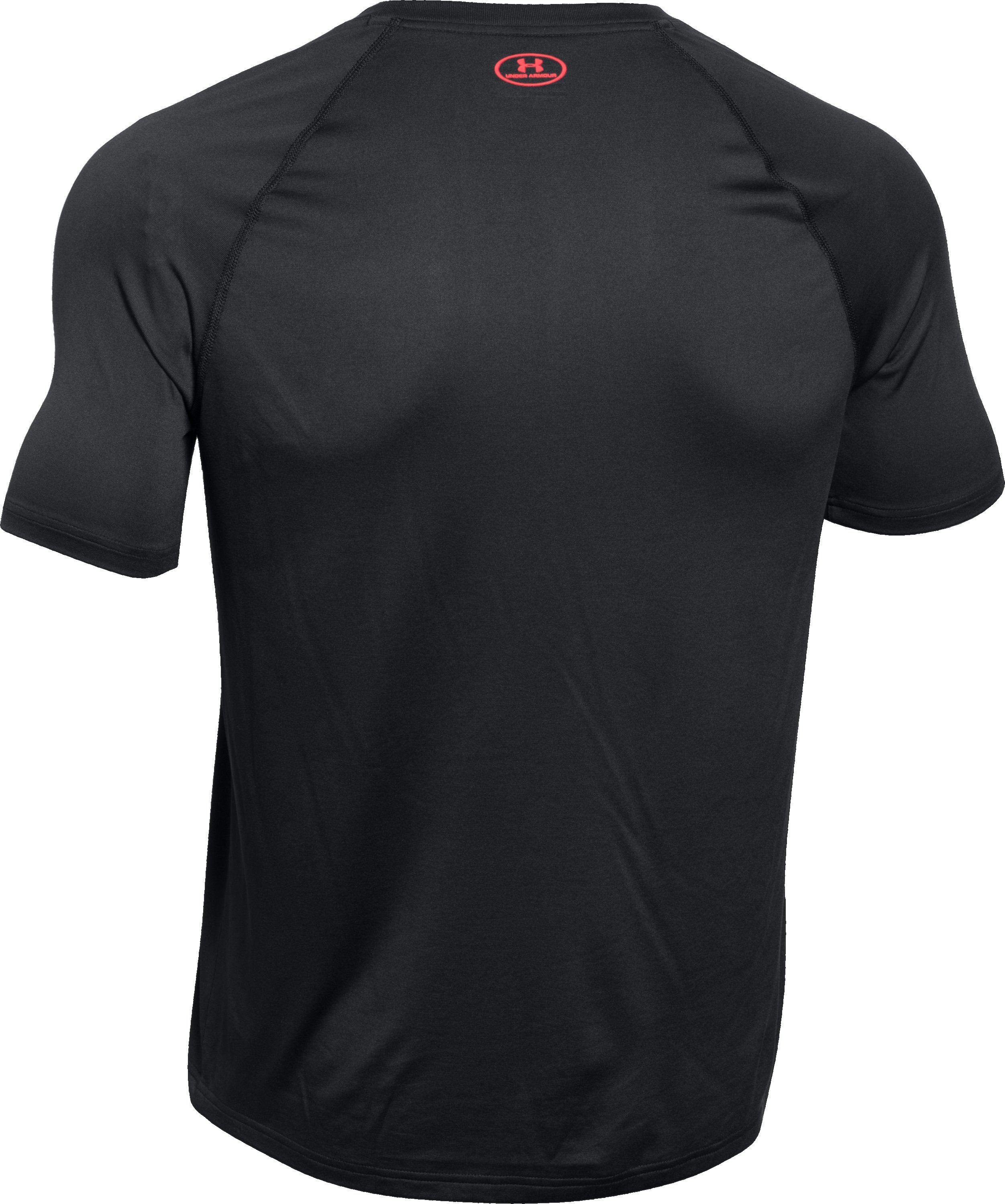 Men's UA Friday Night Hype T-Shirt, Black ,