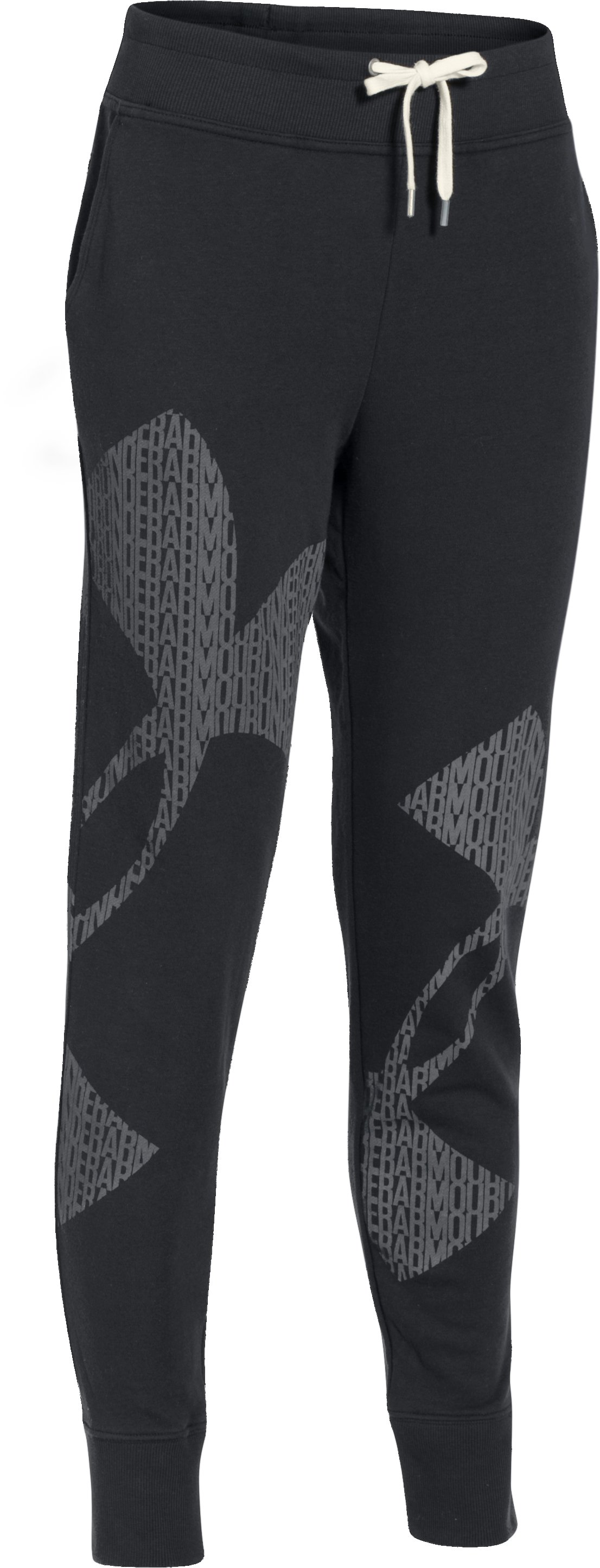 Women's UA Favorite French Terry Joggers, Black
