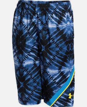 Boys' SC30 Essentials Printed Basketball Shorts LIMITED TIME: FREE SHIPPING  $39.99