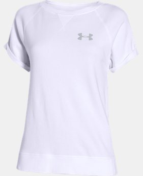 Women's UA Favorite French Terry Tee
