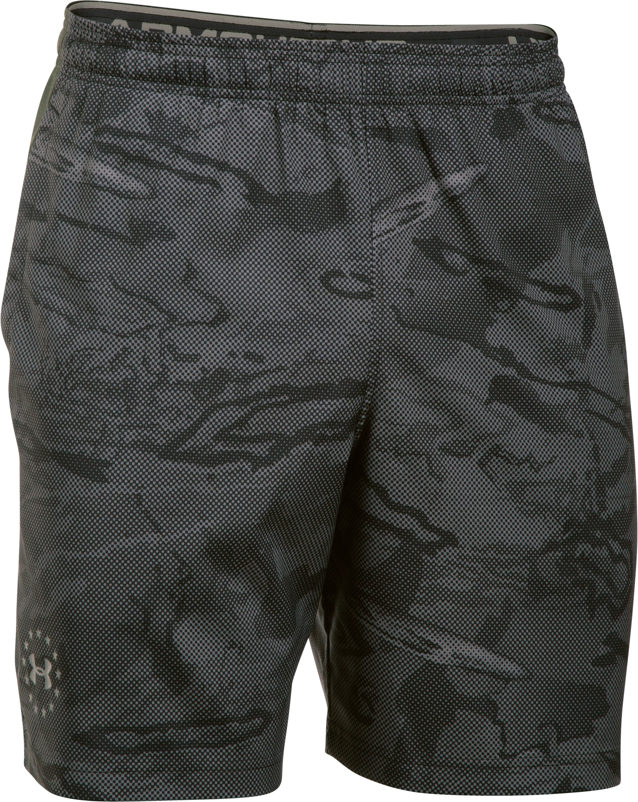 Men's UA Freedom Armourvent™ Shorts, Black ,