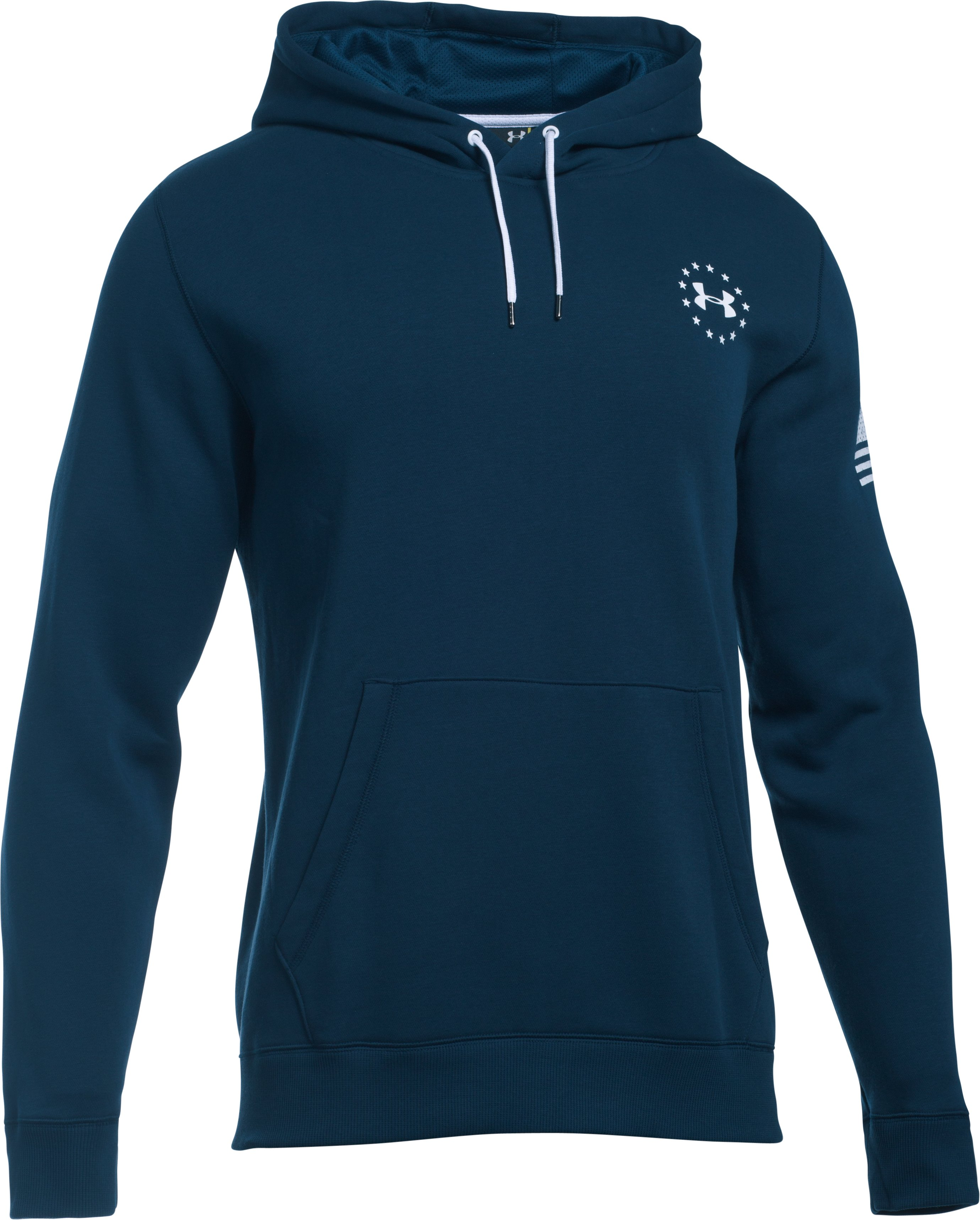 Men's UA WWP Hoodie, Academy, undefined