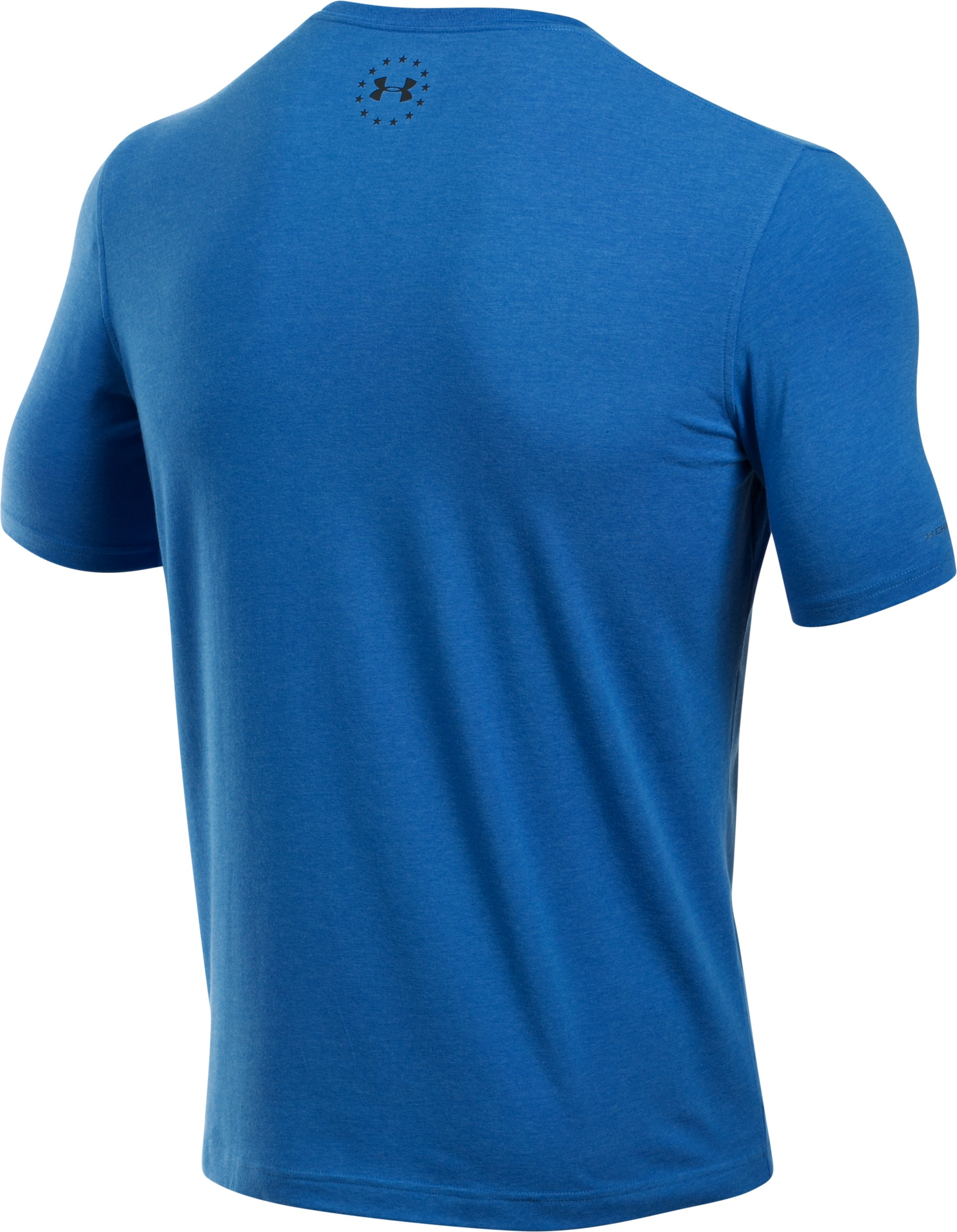 Men's UA Freedom Support the Troops T-Shirt, ULTRA BLUE