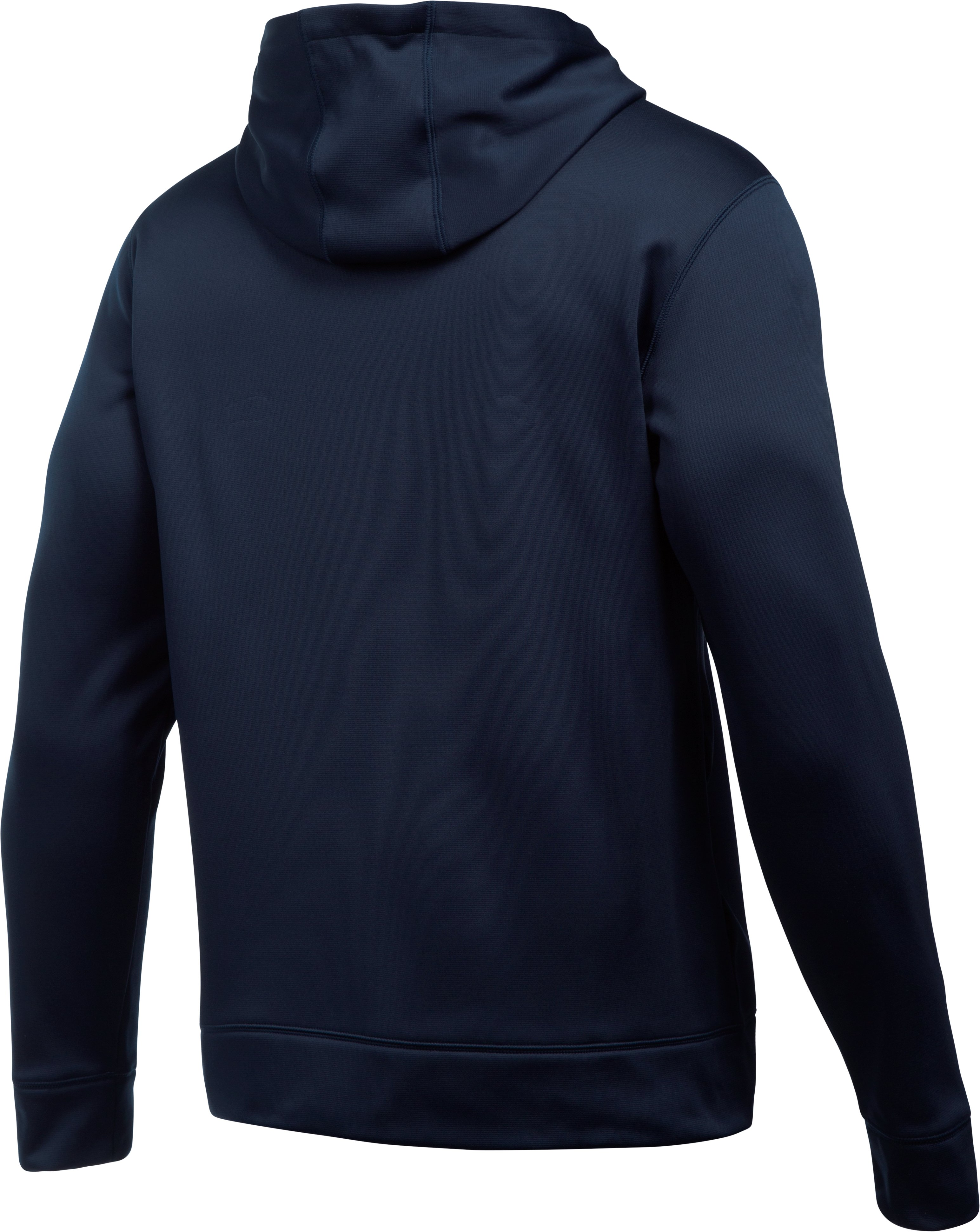 Men's UA Protect Home Ice Hoodie, Midnight Navy,