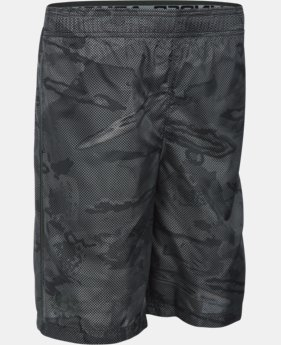 Best Seller Boys' UA Freedom Edge Shorts  1 Color $24.99