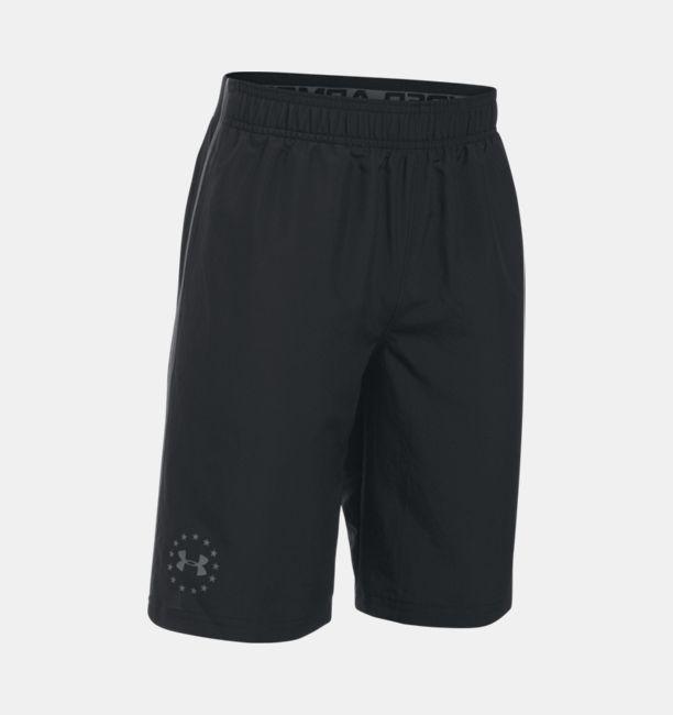 Under Armour Boys Edge Shorts Boys Black