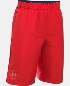 Boys' UA Freedom Edge Shorts  1 Color $24.99