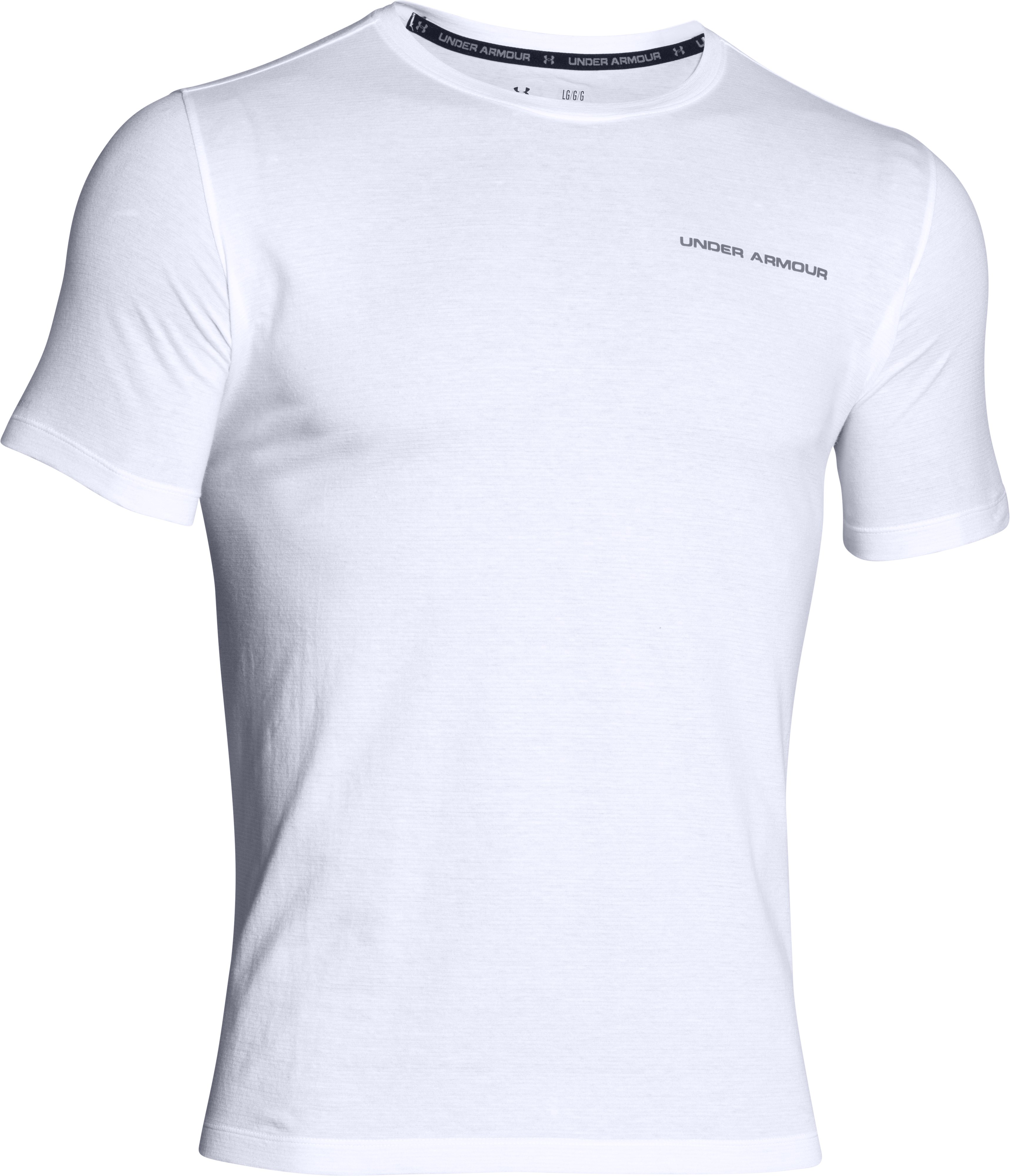 Men's Charged Cotton® T-Shirt, White