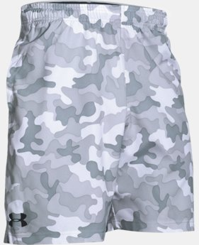 Men's UA HIIT Camo Shorts