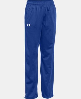 Boys' UA Rival Knit Warm Up Pants  5 Colors $44.99