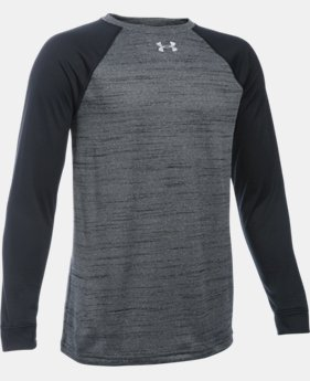 Boys' UA Novelty Locker Long Sleeve LIMITED TIME: FREE SHIPPING 2 Colors $29.99