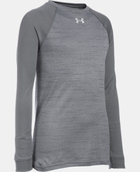 Boys' UA Novelty Locker Long Sleeve  1 Color $29.99