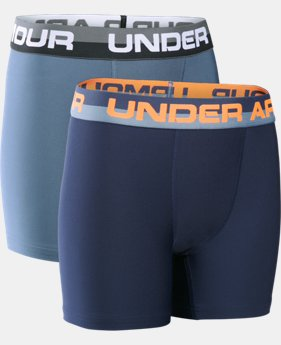 Boys' UA Original Series Boxerjock® 2-Pack   $29.99