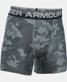 New to Outlet Boys' UA Original Series Boxerjock® Novelty 2-Pack  1 Color $18.99 to $25