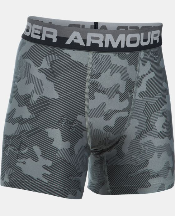 New to Outlet Boys' UA Original Series Boxerjock® Novelty 2-Pack  2 Colors $18.99 to $25