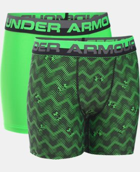 Boys' UA Original Series Boxerjock® Novelty 2-Pack