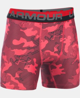Boys' UA Original Series Boxerjock® Novelty 2-Pack LIMITED TIME: FREE SHIPPING 2 Colors $29.99