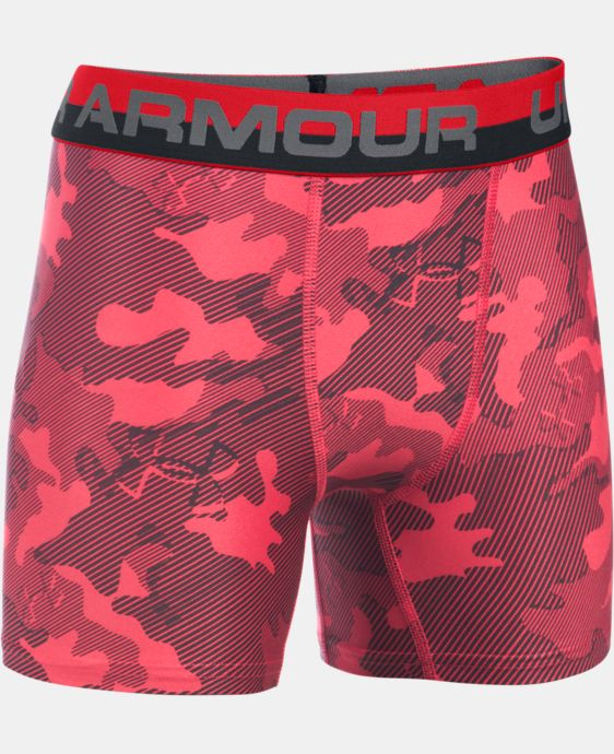 New Arrival  Boys' UA Original Series Boxerjock® Novelty 2-Pack LIMITED TIME: FREE SHIPPING 1 Color $22.99