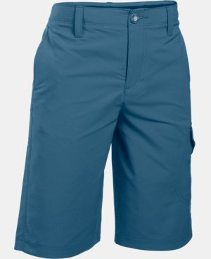 Boys' UA Match Play Cargo Golf Shorts  3 Colors $59.99