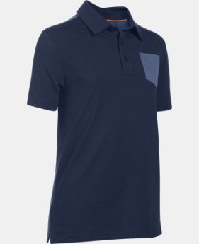 Boys' UA Soft-Pitch Polo  1 Color $39.99