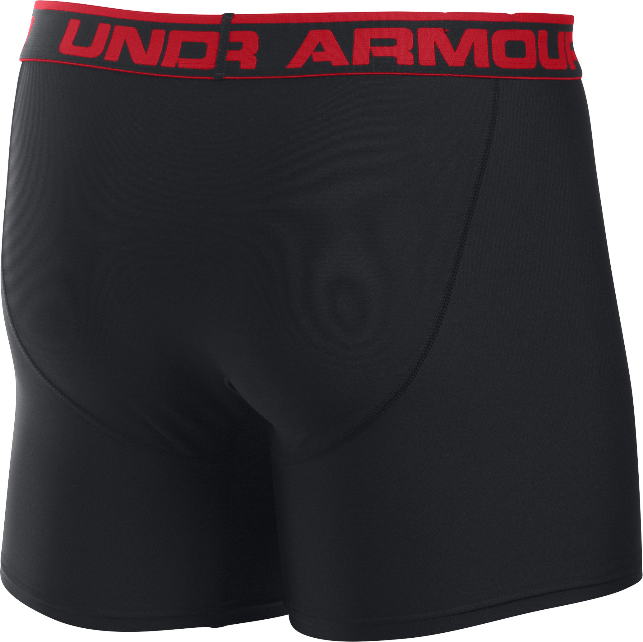 "Men's UA Original Series 6"" Boxerjock®, Black , undefined"