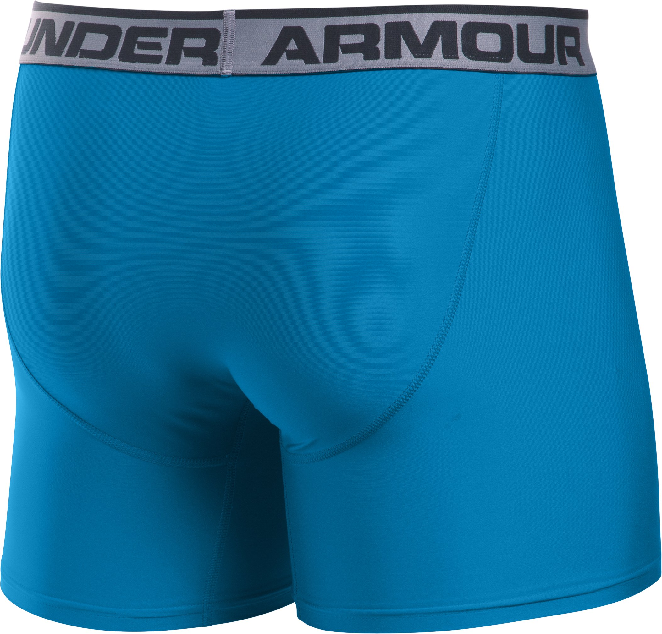 "Men's UA Original Series 6"" Boxerjock®, BRILLIANT BLUE,"