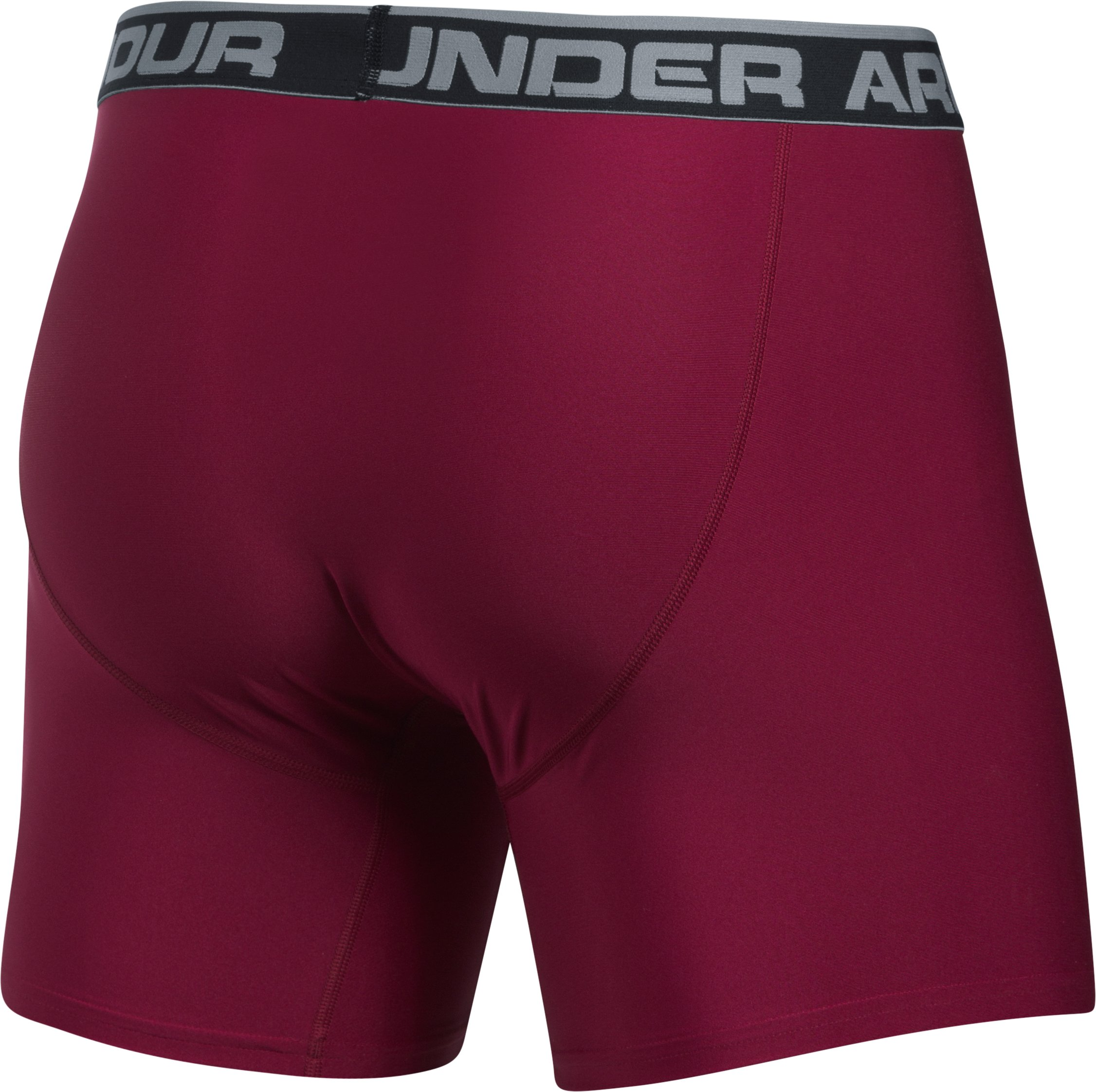 "Men's UA Original Series 6"" Boxerjock®, BLACK CURRANT, undefined"