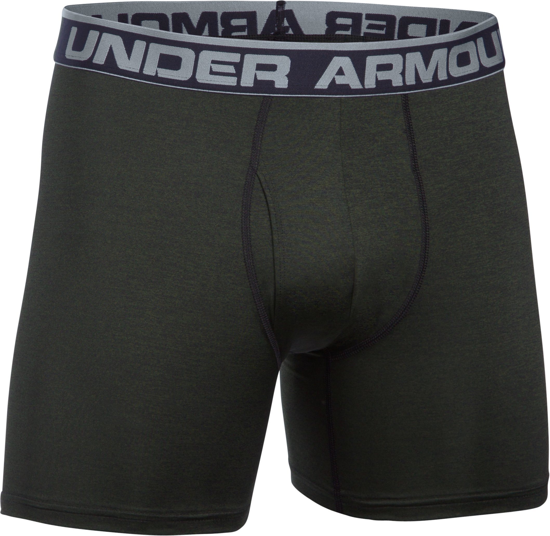 Men's UA Original Series Twist Boxerjock®, Artillery Green