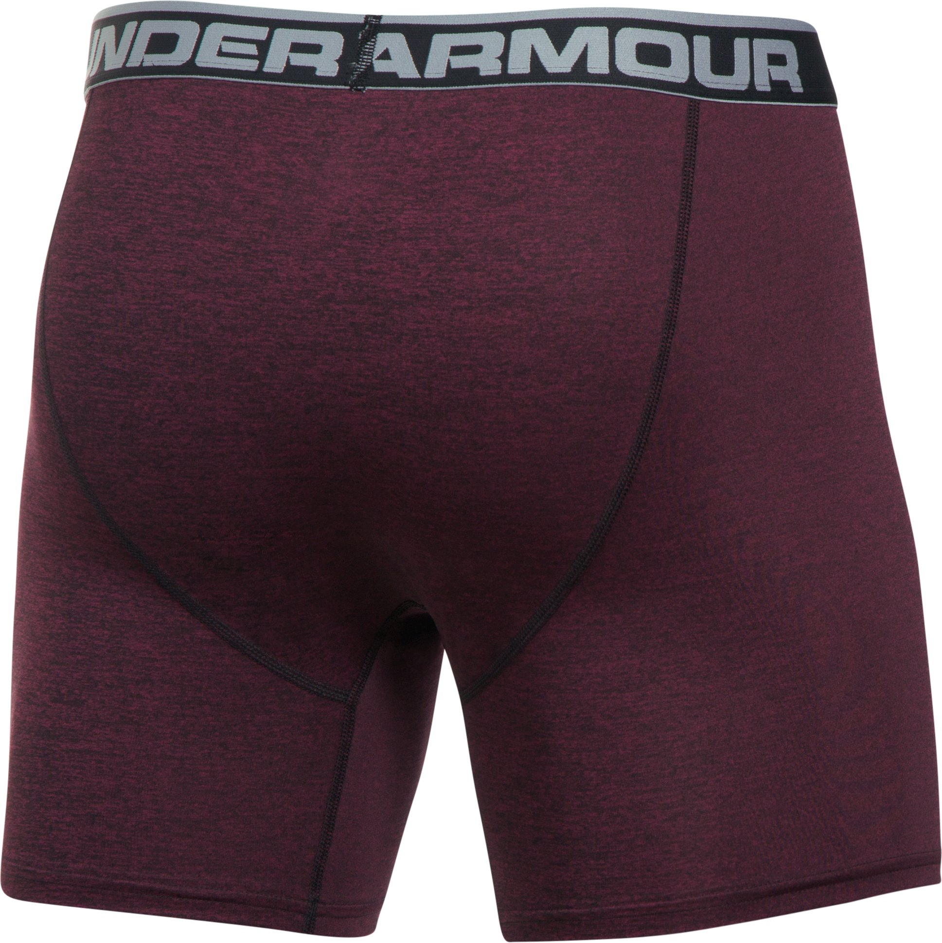 Men's UA Original Series Twist Boxerjock®, Maroon