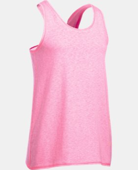 Girls' UA Finale Tank