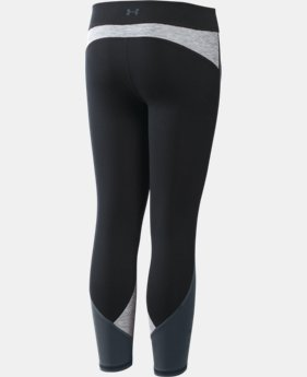 Girls' UA Finale Studio Leggings   $29.99