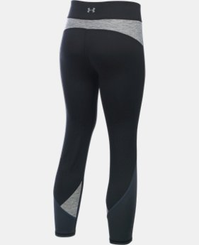 Girls' UA Finale Studio Leggings   $39.99