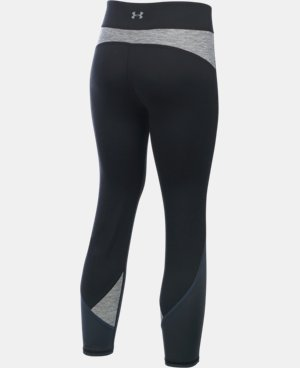 New to Outlet Girls' UA Finale Capri   $29.99