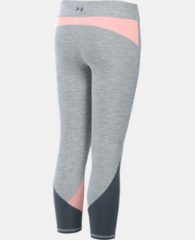 Girls' UA Finale Capri  2 Colors $26.99