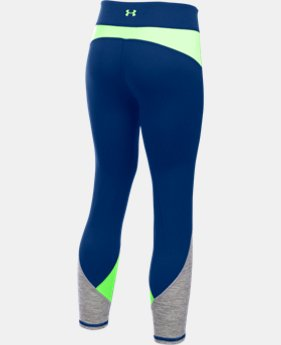 Girls' UA Finale Studio Leggings