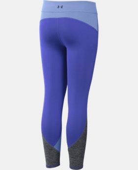 Girls' UA Finale Studio Leggings  1 Color $29.99