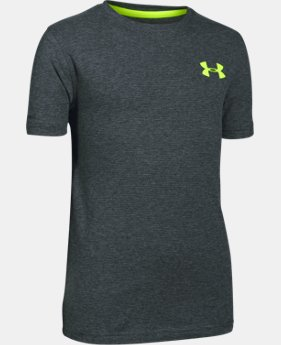 Boys' UA Charged Cotton® T-Shirt  1 Color $22.99