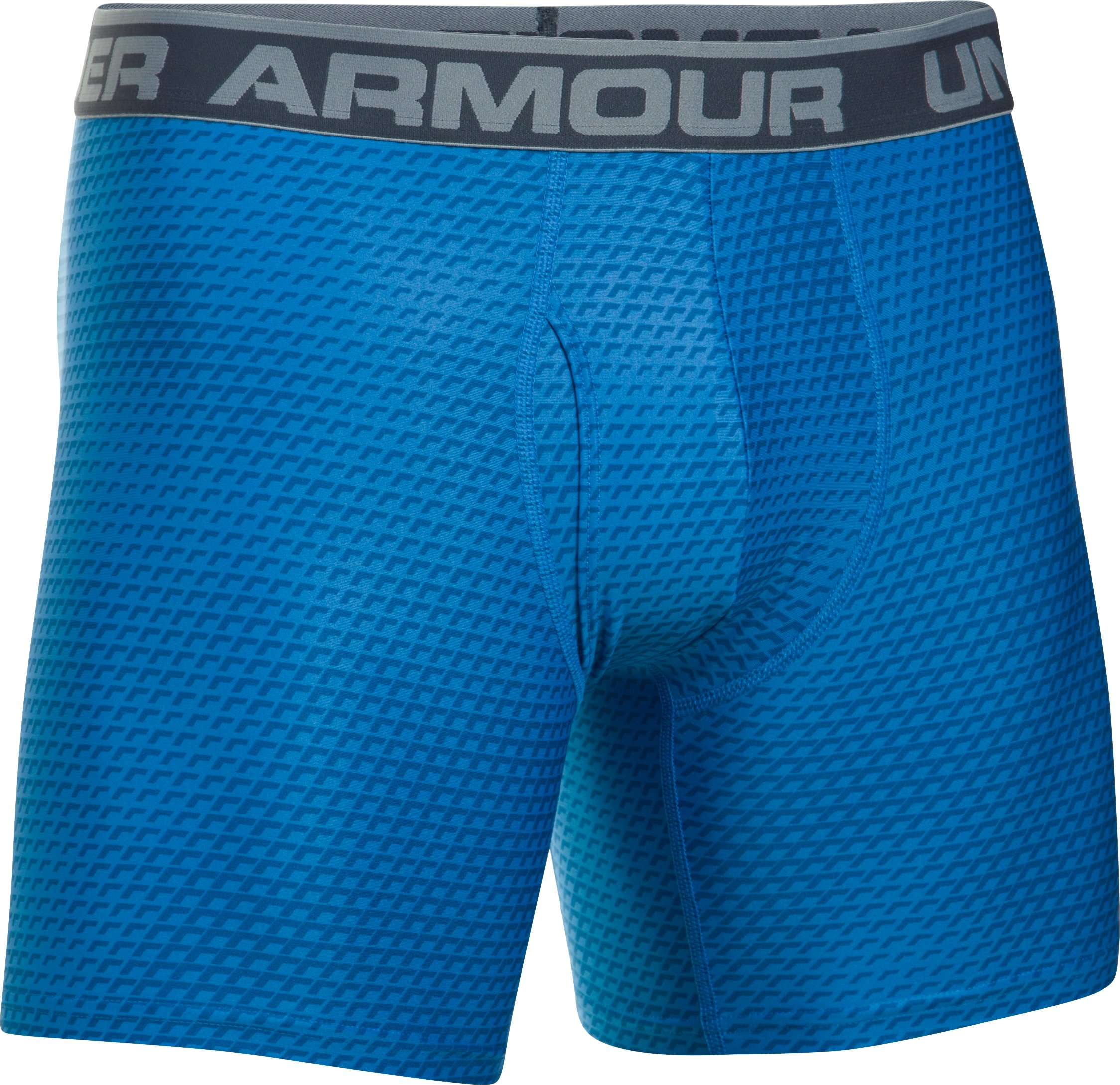 Men's UA Original Series Printed Boxerjock®, BRILLIANT BLUE,