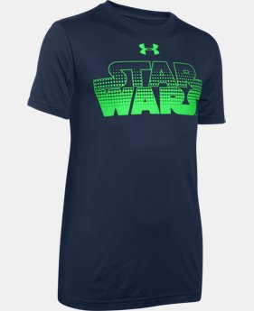 Boys' Under Armour® Alter Ego Star Wars T-Shirt LIMITED TIME: FREE SHIPPING 1 Color $34.99