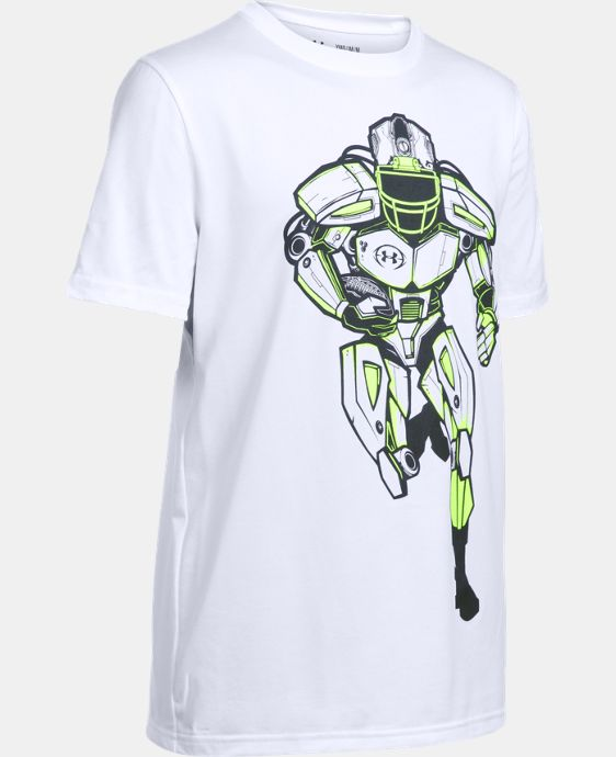 Boys' UA Try & Stop Me T-Shirt LIMITED TIME: FREE U.S. SHIPPING  $13.49 to $17.99