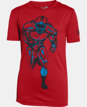 New Arrival Boys' UA Try & Stop Me T-Shirt  1 Color $22.99