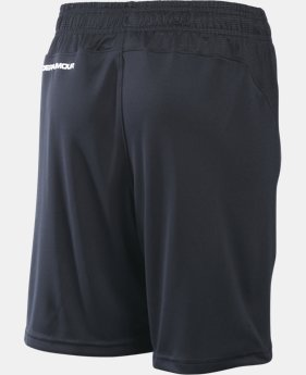 New Arrival  Boys' UA Challenger Knit Shorts LIMITED TIME: FREE SHIPPING 2 Colors $22.99