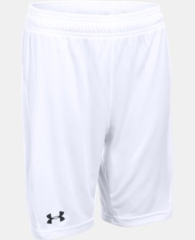 New Arrival Boys' UA Challenger Knit Shorts LIMITED TIME: FREE SHIPPING  $20
