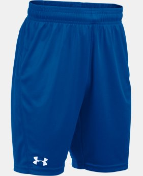 New Arrival Boys' UA Challenger Knit Shorts   $20