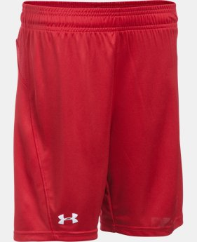 New Arrival Boys' UA Challenger Knit Shorts LIMITED TIME: FREE SHIPPING 4 Colors $20