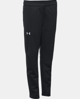 New Arrival Boys' UA Challenger Knit Pants  1 Color $45