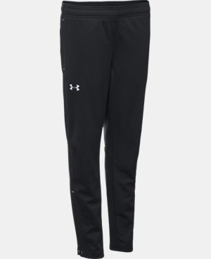 New Arrival  Boys' UA Challenger Knit Pants LIMITED TIME: FREE SHIPPING 1 Color $54.99