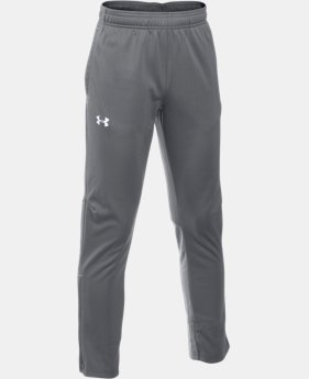 Boys' UA Challenger Knit Pants  3  Colors Available $45