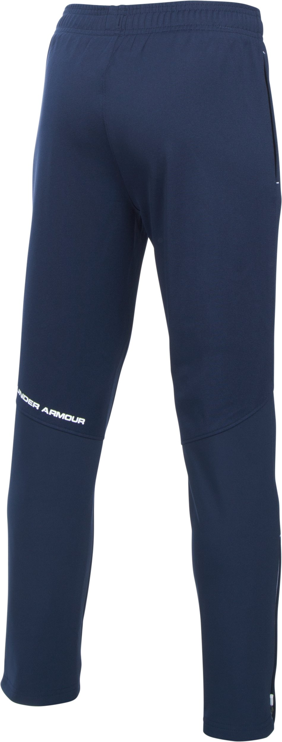 Boys' UA Challenger Knit Pants, Midnight Navy, undefined