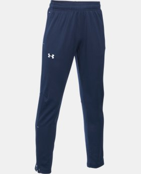 Boys' UA Challenger Knit Pants LIMITED TIME: FREE U.S. SHIPPING 1 Color $45